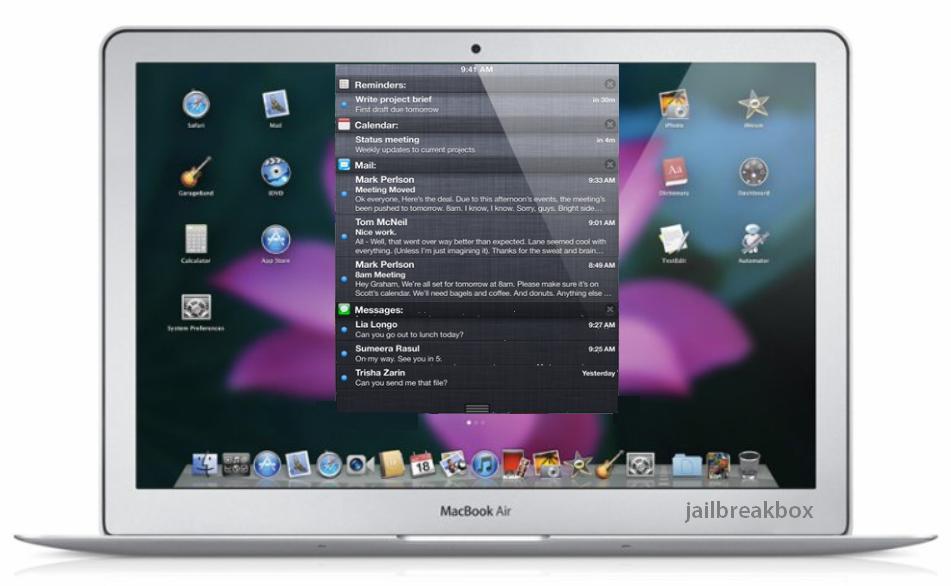 iOS X